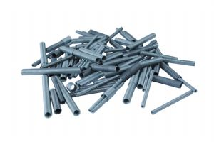 100 Assorted Tension Expansion Springs, Lots of Sizes. X1099